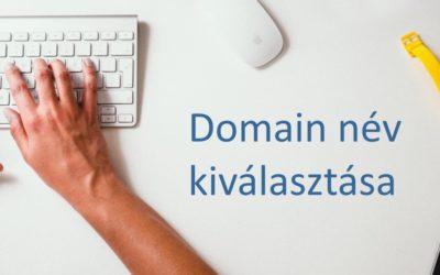 Így válassz domain nevet!