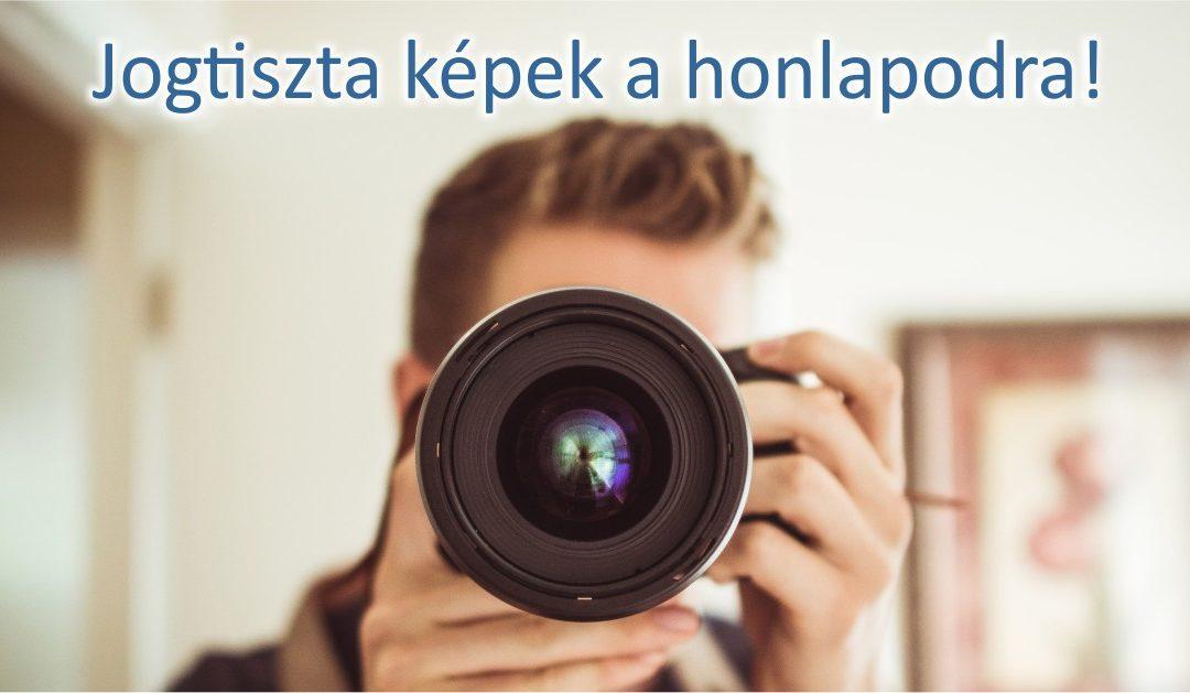 Jogtiszta képek a weboldaladra